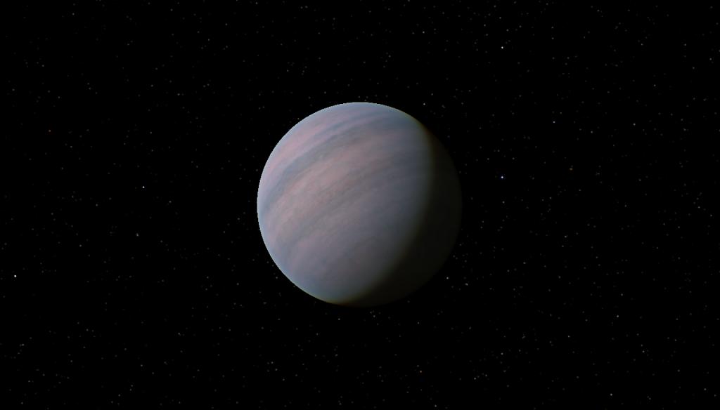 Exoplaneet Gliese 581 d, een mogelijke thuisbasis voor aliens