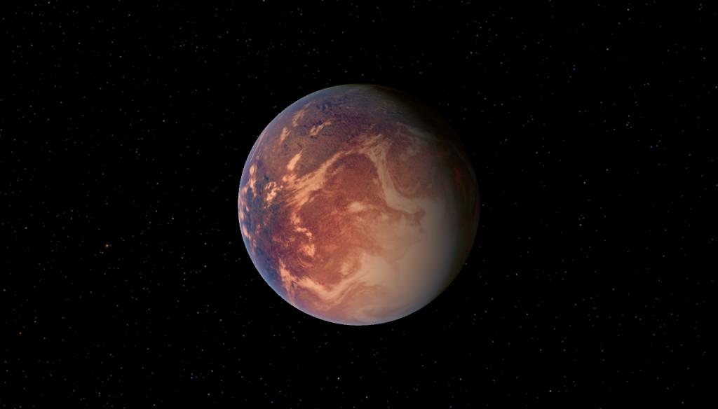 Alien basis? Exoplaneet Gliese 581 e