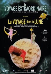 Reis naar de Maan (poster)