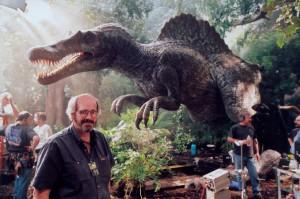 Jack Horner was de link tussen wetenschap en film bij Jurrassic Park
