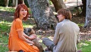 Scene uit de film Ruby Sparks