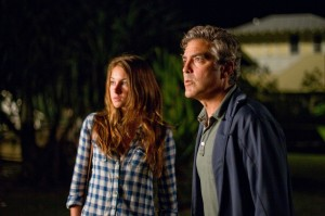 Scene uit de film The Descendants