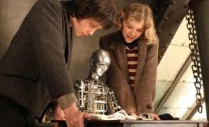 Scene uit de film Hugo