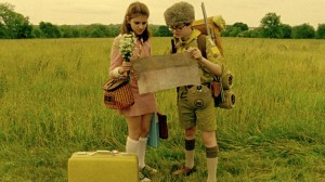 Scene uit de film Moonrise Kingdom