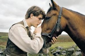 Scene uit de film War Horse