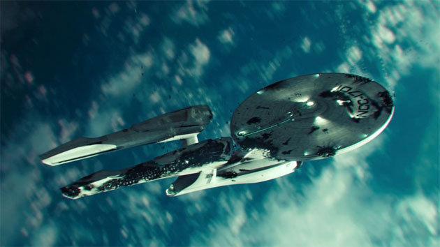 Star Trek - reizen door de ruimte in een Warp Bubble
