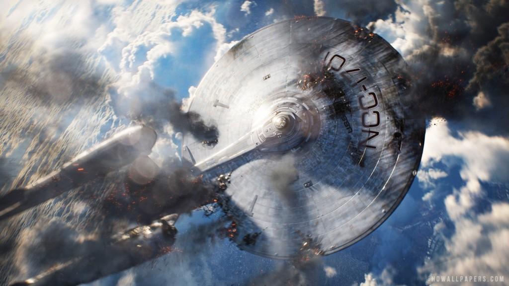 Star Trek Into Darkness - hopelijk vergaat het ons beter!