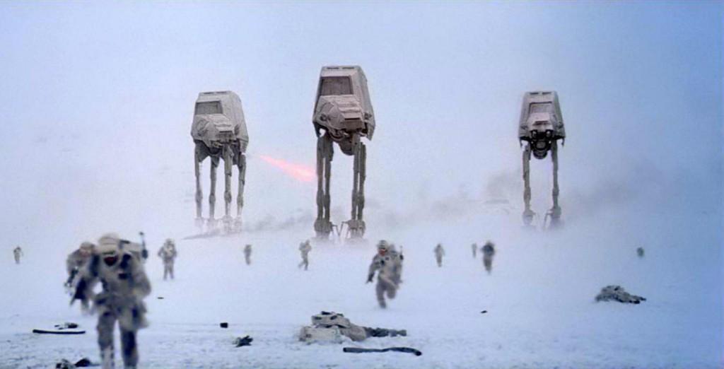Wetenschappelijke fouten in Hollywood: ijsplaneet hoth