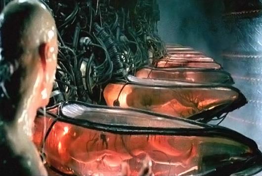 Wetenschappelijke fout: de menselijke batterijen uit The Matrix