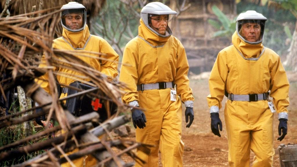 Outbreak pandemie