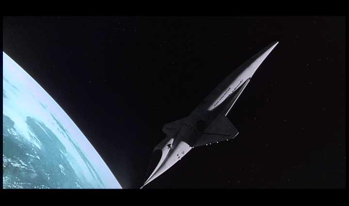 Ruimtetoerisme werd goed voorspeld door de film 2001: A Space Odyssey