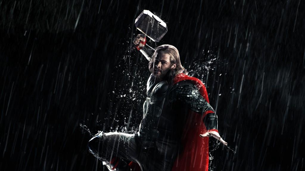 Hoeveel weegt de hamer van Thor?