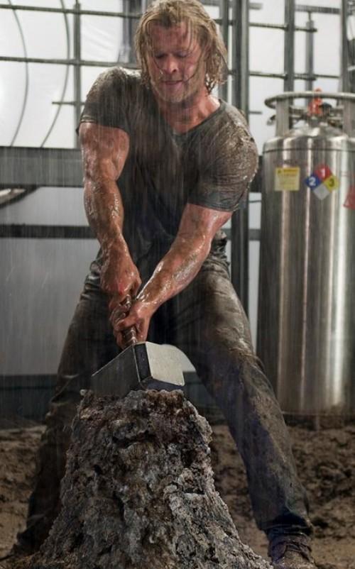Thor's hamer, moeilijk te pakken?