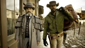 django unchained - een van de beste films van 2013