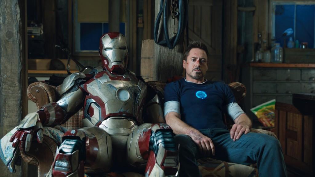 Iron Man 3 haalde net de lijst met beste films van 2013 niet