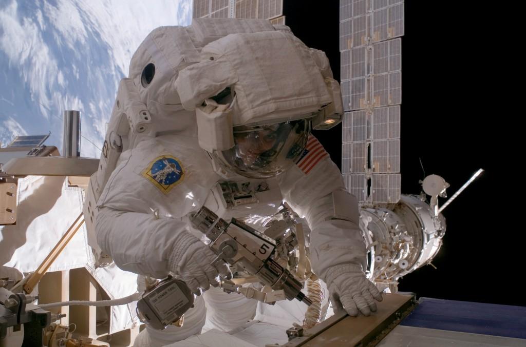 NASA eerst Gravity met foto