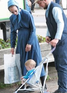 De Amish hebben ook een founder effect