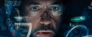 heads up display iron man